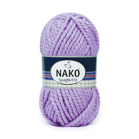 Spaghetti Nako (Шерсть-25%, Акрил-75%, 100/60м)