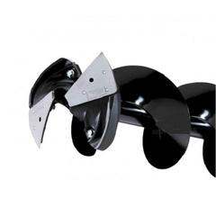 Ледобур MORA ICE Nova, цвет чёрный, 160 мм, арт. ICE-MM0083