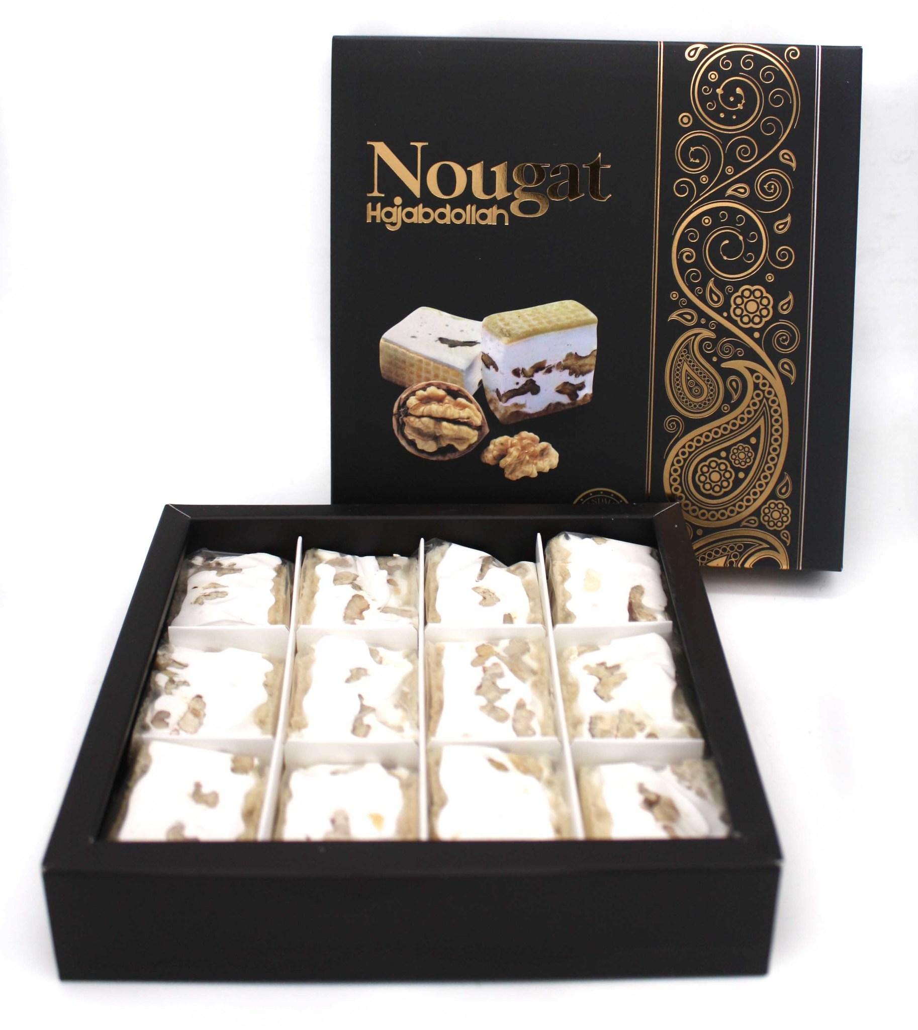 Десерты Нуга с грецким орехом в подарочной упаковке, Hajabdollah, 200 г import_files_c3_c380c7b514cf11eaa9c4484d7ecee297_d340ec77222a11eaa9c6484d7ecee297.jpg