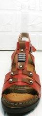 Стильные босоножки на платформе Rifellini Rovigo 375-1161 Rad.