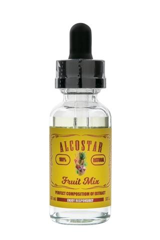 Натуральная эссенция Alcostar Fruit Mix (Мультифрукт), 30 мл