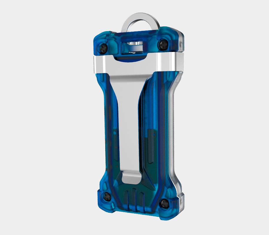 Наключный фонарь Armytek Zippy (Blue Sapphire) - фото 2