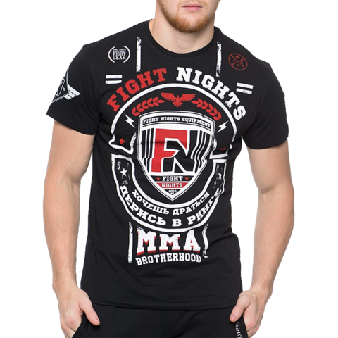 Футболка Fight Nights MMA