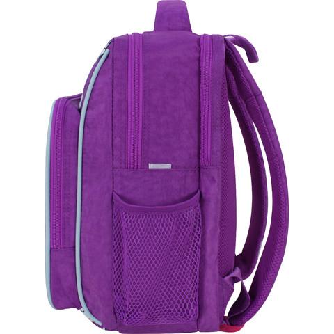 Рюкзак школьный Bagland Школьник 8 л. фиолетовый 1006 (0012870)