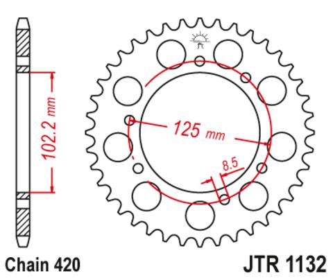 JTR1132