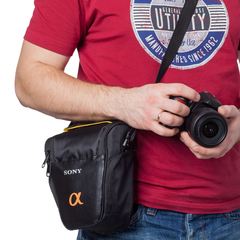 Сумка-чехол для фотоаппарата Sony