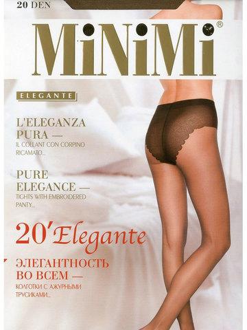 Женские колготки Elegante 20 Minimi