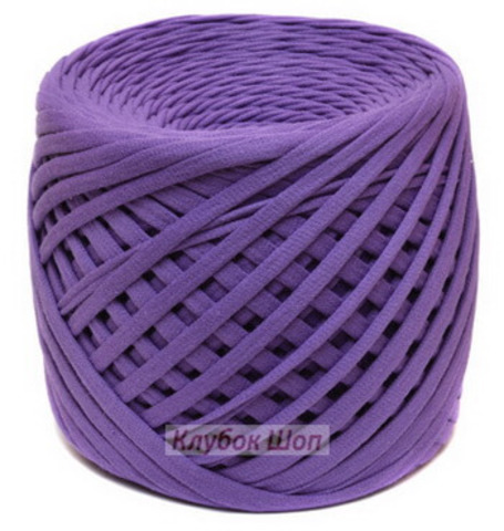 Трикотажная пряжа Saltera 39 Фиолетовый - фото