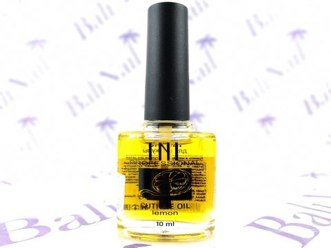 Масло для кутикулы TNL (лимон) 10 мл.