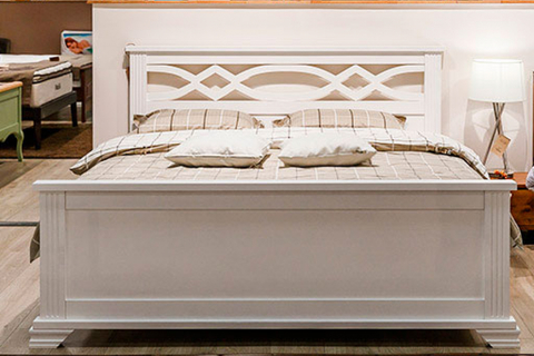 Кровать Nika M с основанием
