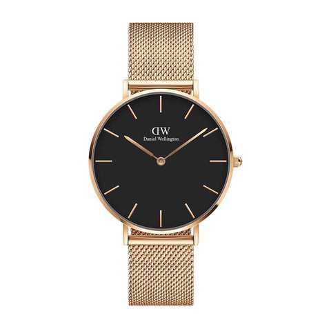 Купить Наручные часы Daniel Wellington Petite Melrose 36 мм DW00100303 по доступной цене