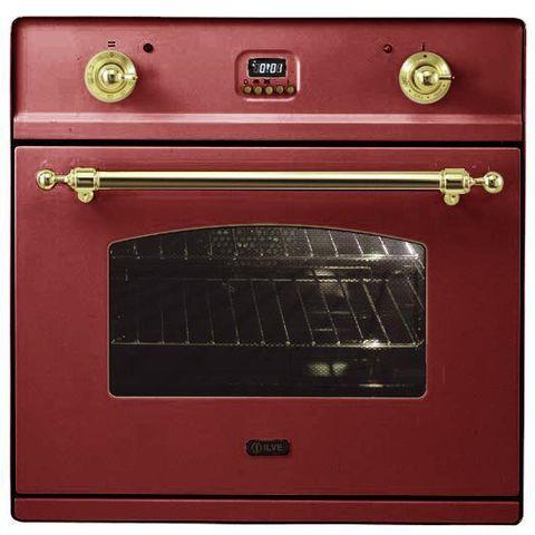 Электрический независимый духовой шкаф ILVE 600 CMP RB бордо