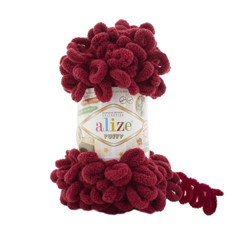 Пряжа Alize Puffy цвет 740
