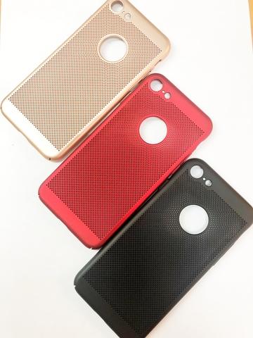 Чехол на iPhone 5/5S/5SE, 6/6s, 7/8 металлик