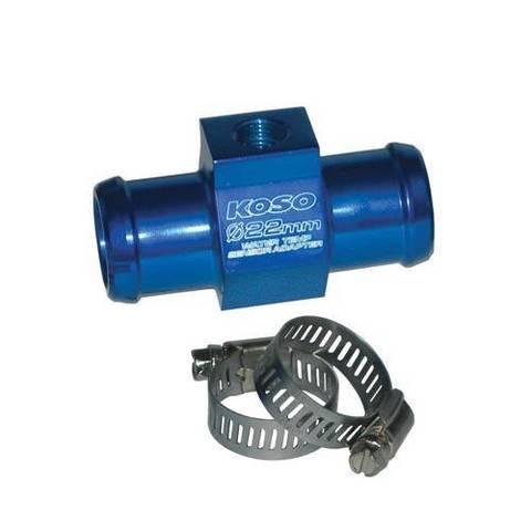 Адаптер для водного датчика 18мм KOSO Water Hose Adapter (BG018B01)