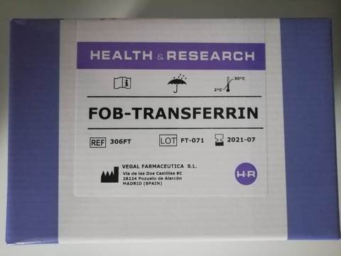 Набор реагентов Трансферрин+скрытая кровь (гемоглобин) в кале