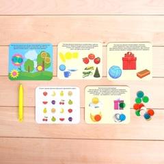 Обучающая игра с магнитной ручкой Магнитные задания на логику Zabiaka 4225050