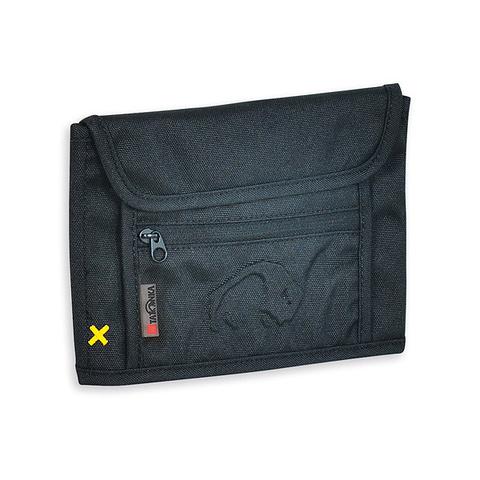 Картинка кошелек нашейный Tatonka Travel Wallet black - 1
