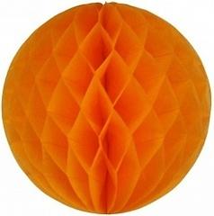 """Бумажные шары """"Оранжевые"""""""