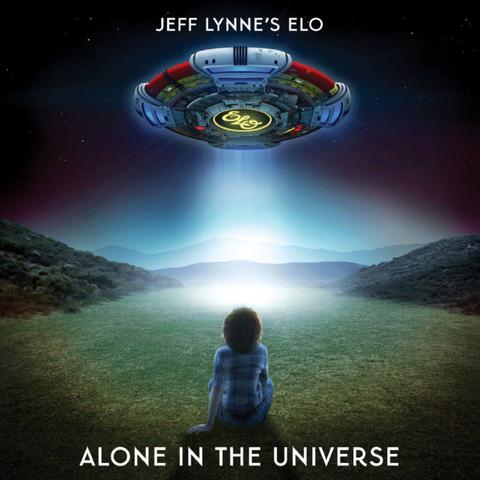 Jeff Lynne's ELO / Alone In The Universe (RU)(CD)
