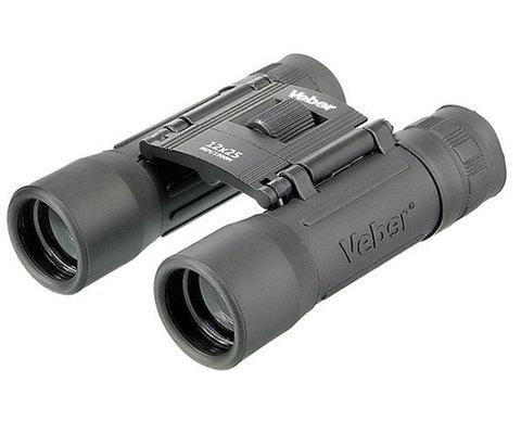 Бинокль Veber Sport БН 12x25 black