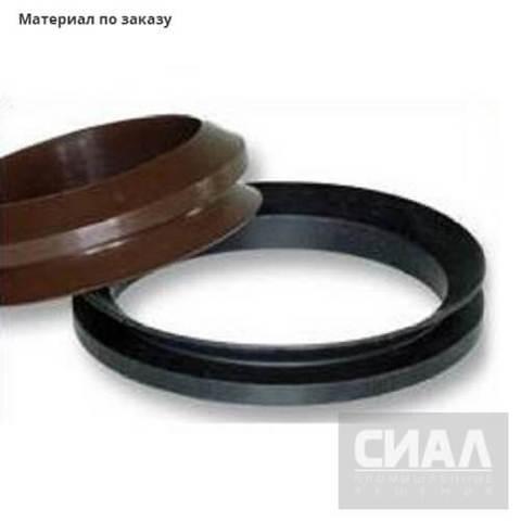 Ротационное уплотнение V-ring 8