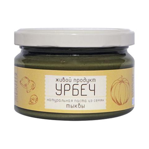 Живой продукт Урбеч из семян тыквы 225 гр