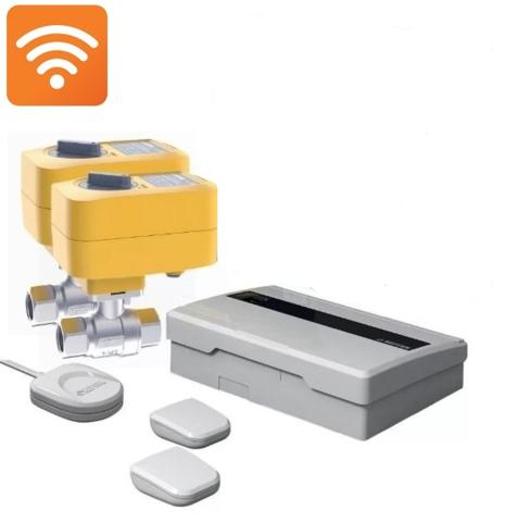 Система контроля протечки Neptun PROFI WiFi 1/2 дюйма