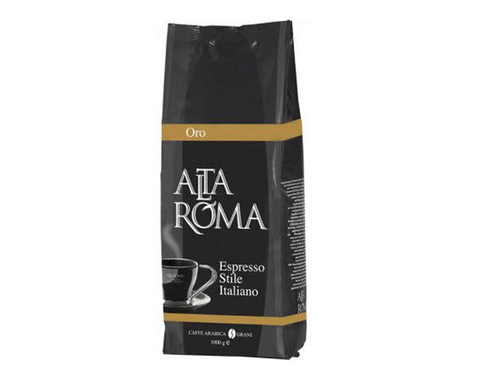 Кофе в зернах Alta Roma Oro, 1 кг (Альта Рома)