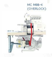 Фото: Устройство для нижней подачи резинки (тесьмы), с размотчиком, в сборе. Под оверлок MC M8B-K