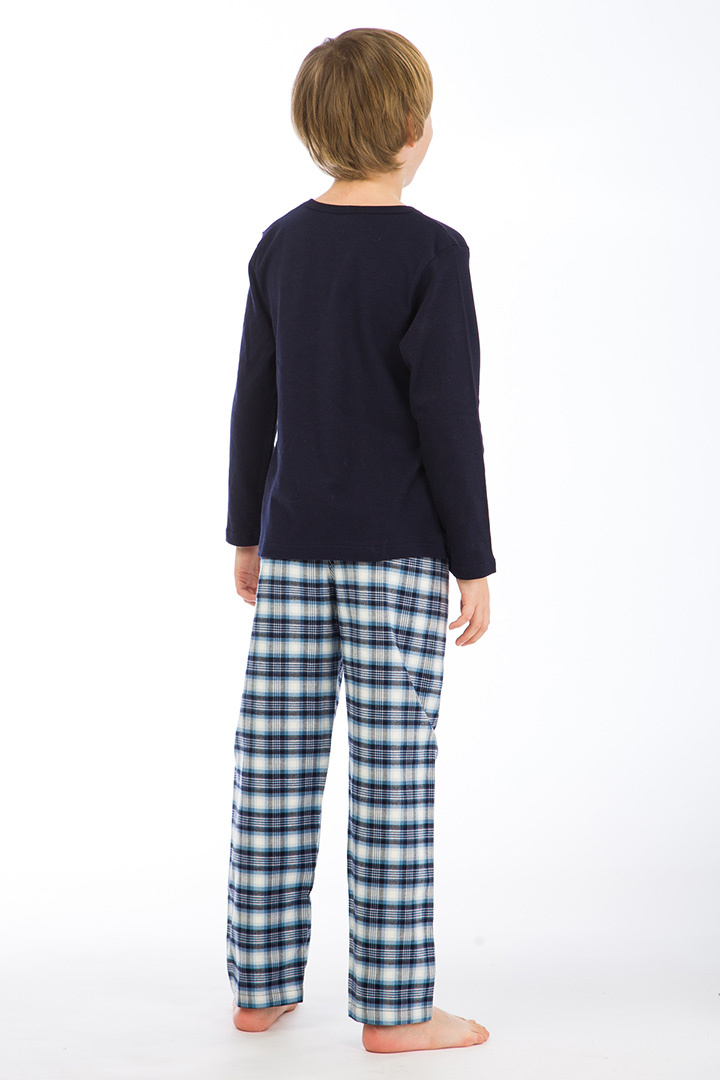 Теплая пижама для мальчиков Story Loris
