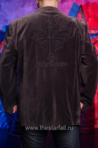 Стильный пиджак Aficionado от Affliction Exclusive. Очень редкая модель.