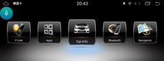 Штатная магнитола VOLVO  XC60 2011-2014 Android 9.0 4/32GB IPS DSP модель XN-V8003