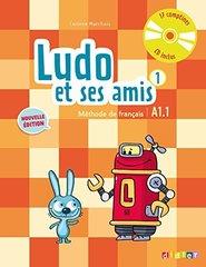 Ludo et ses amis  1 NEd Livre + CD audio
