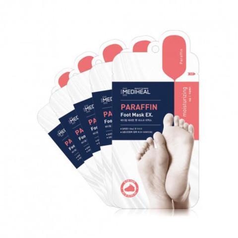 MEDIHEAL Paraffin Foot Mask Маска-носочки для ног