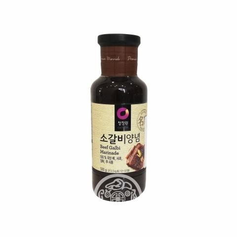 Маринад для ребер говядины O'Food 500г Daesang Корея