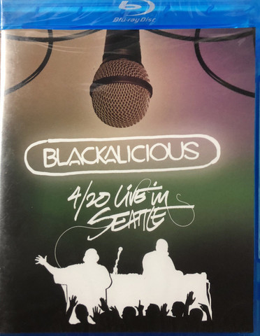 Blackalicious ‎/ 4/20 Live In Seattle (Blu-ray)