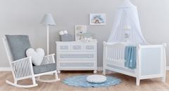 Ковер Lorena Canals Little Bisсuit Blue (140D)