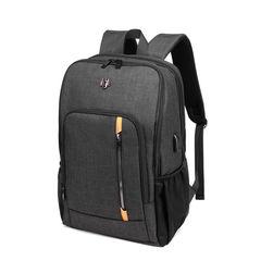 Рюкзак для города Golden Wolf GB-00364 чёрный
