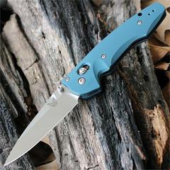 Полуавтоматический нож Benchmade модель 477-1 Osborne