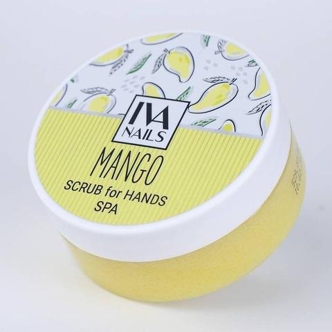 Сахарный скраб для рук « MANGO»