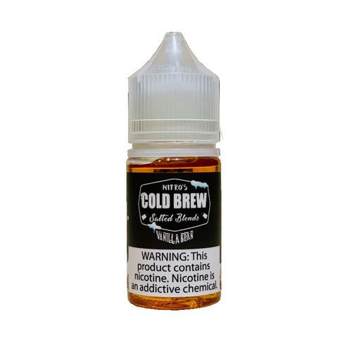 Жидкость Nitro`s Cold Brew Salted Blends Salt 30 мл Vanilla Bean