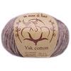 Yak cotton 199003 (пудровый меланж)