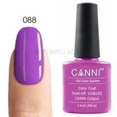 Canni, Гель-лак № 088, 7,3 мл