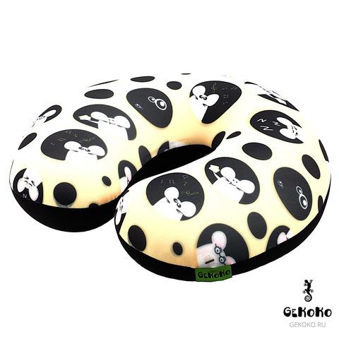 Подушка-подголовник «Мышки Воришки»-2