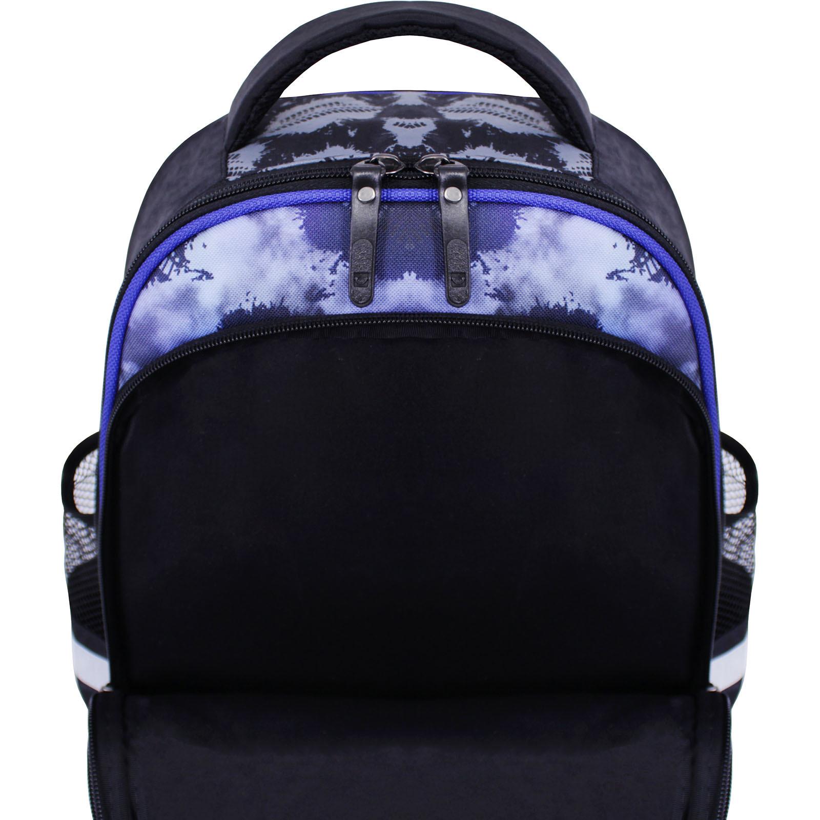 Рюкзак школьный Bagland Mouse черный 505 (0051370) фото 4