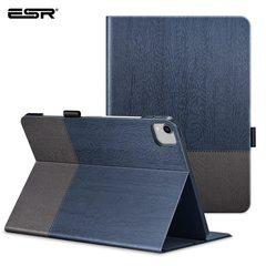 Тканевый магнитный чехол ESR Urban Folio Case для iPad Pro 12.9 2020 (синий)
