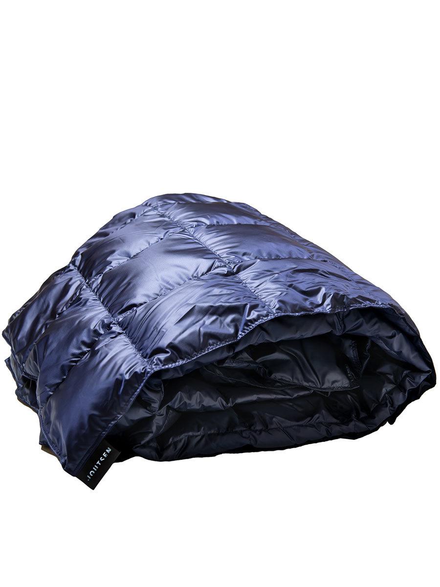 Joutsen одеяло-плед Kulkuri 130х190 темно-синий