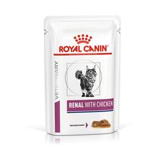 Royal Canin Renal , с курицей 85 г