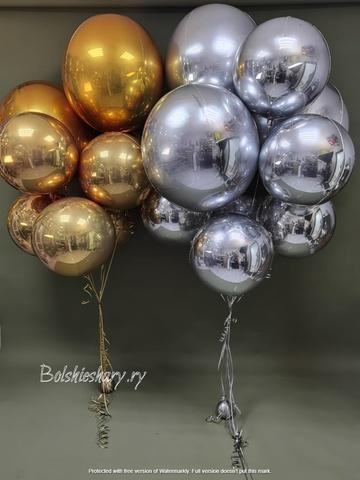 Большие фольгированные шары